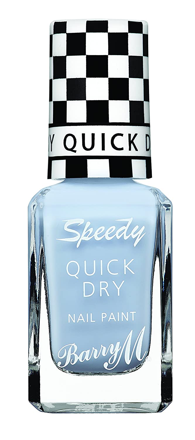 Barry M Cosmetics Speedy Quick Dry Nail Paint, Dead Heat BMBE4 F-SDNP19