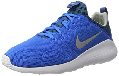 d0d94be8c687e Nike Kaishi 2.0, Chaussures de Running Entrainement Homme, Bleu (Photo  Blue wolf