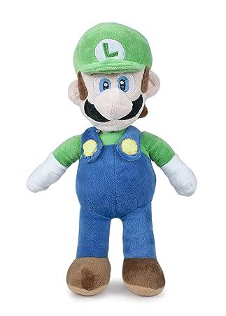 Super Mario - Peluche Luigi Bros 65 cm Calidad super soft