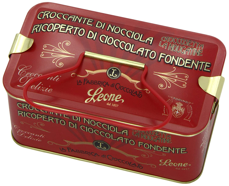 Amazon.com : Leone Chocolate-Coated Hazelnut Brittle : Grocery & Gourmet Food