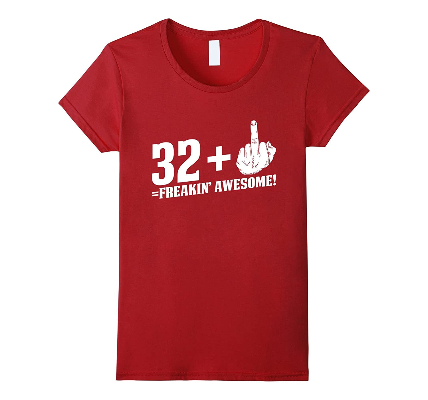 33rd Birthday Freakin Awesome Born In 1984 T-Shirt