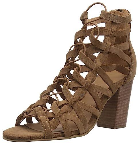 0ef28ecc4 Crevo Womens Eden Heeled Sandal  Amazon.ca  Shoes   Handbags