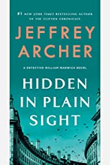 Hidden in Plain Sight: A Detective William Warwick Novel (William Warwick Novels Book 2) Kindle Edition