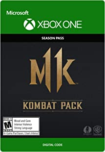 Mortal Kombat 11: Kombat Pack - Xbox One     - Amazon com