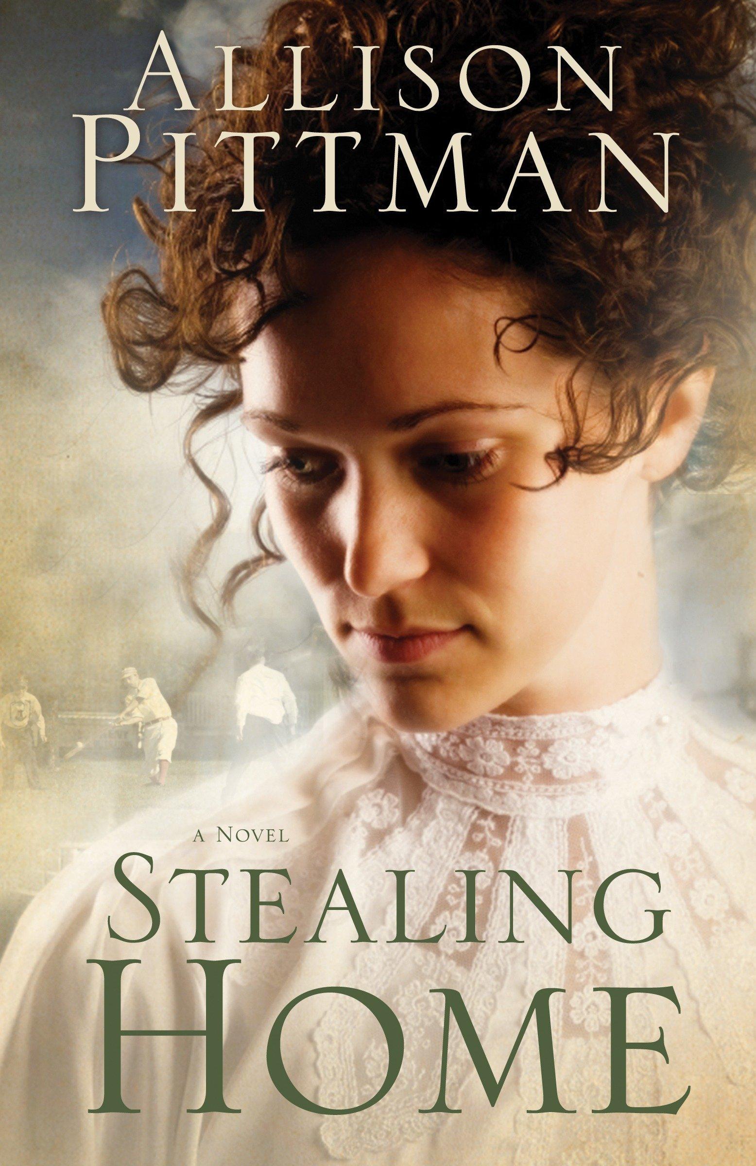 Stealing Home A Novel Allison K Pittman 9781601421364 Amazon