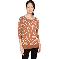 Daily Ritual Terry Cotton and Modal Dorito High-Low Sweatshirt Mujer