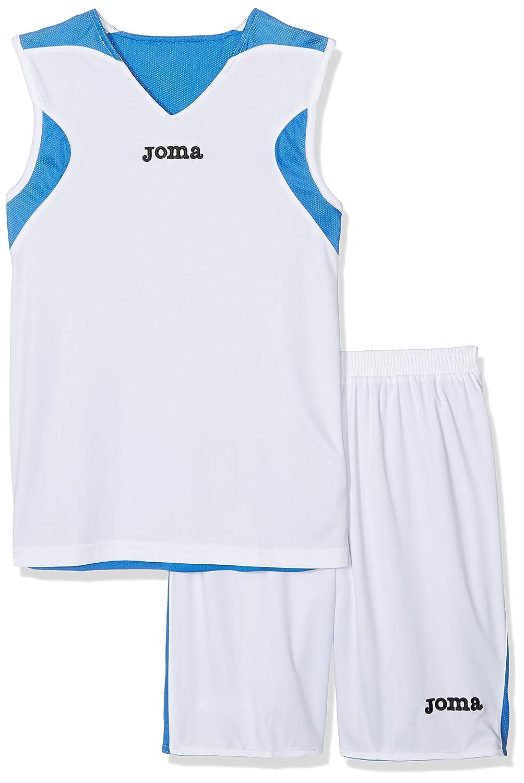 Joma Basket Reversible Set de equipación de Manga Corta ...