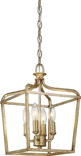 Minka Lavery Ceiling Pendant Lantern Chandelier Lighting 4445-582 Laurel Estate