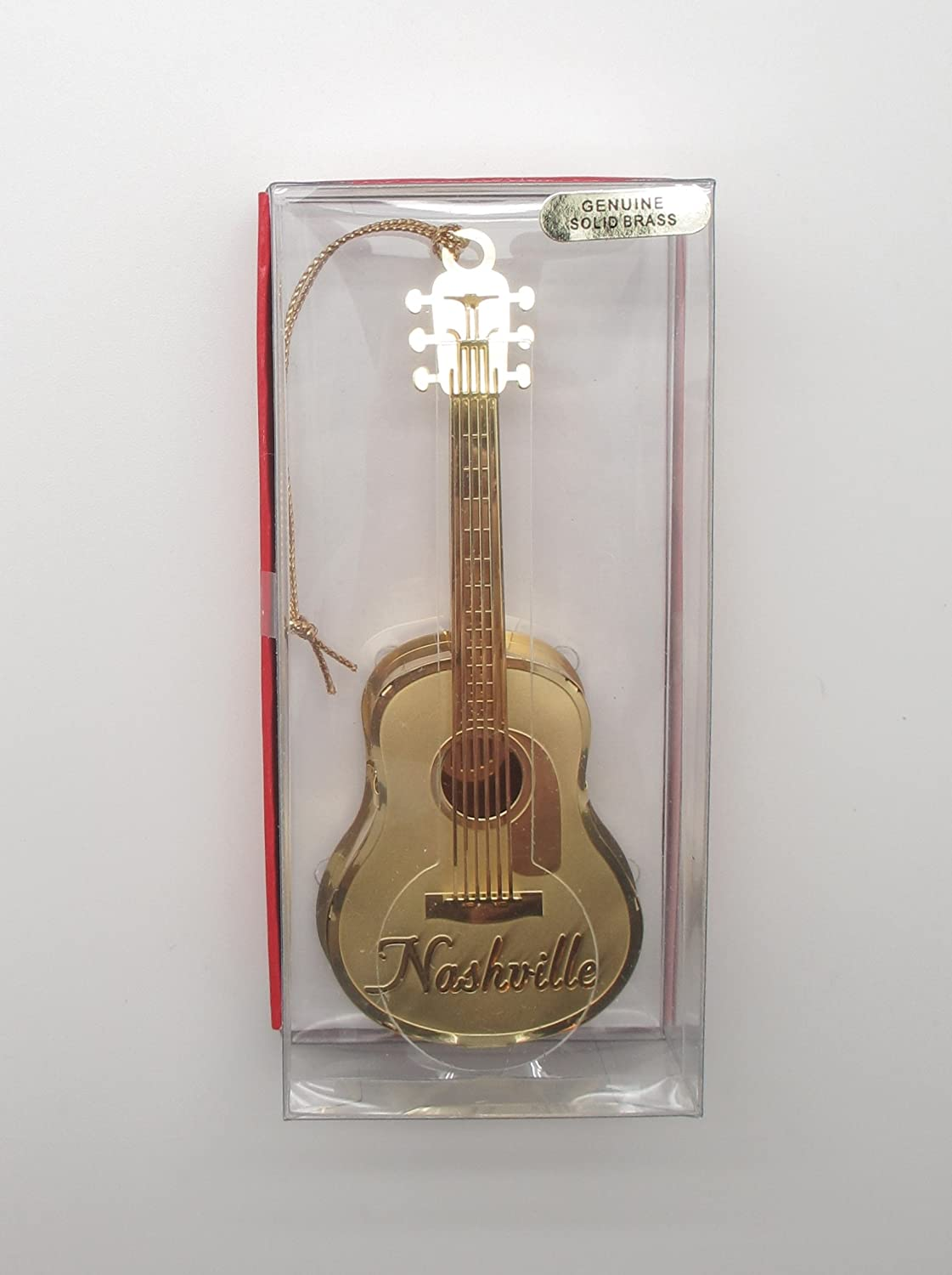 Amazoncom Nashville Guitar Christmas ORNAMENT Tennessee Music