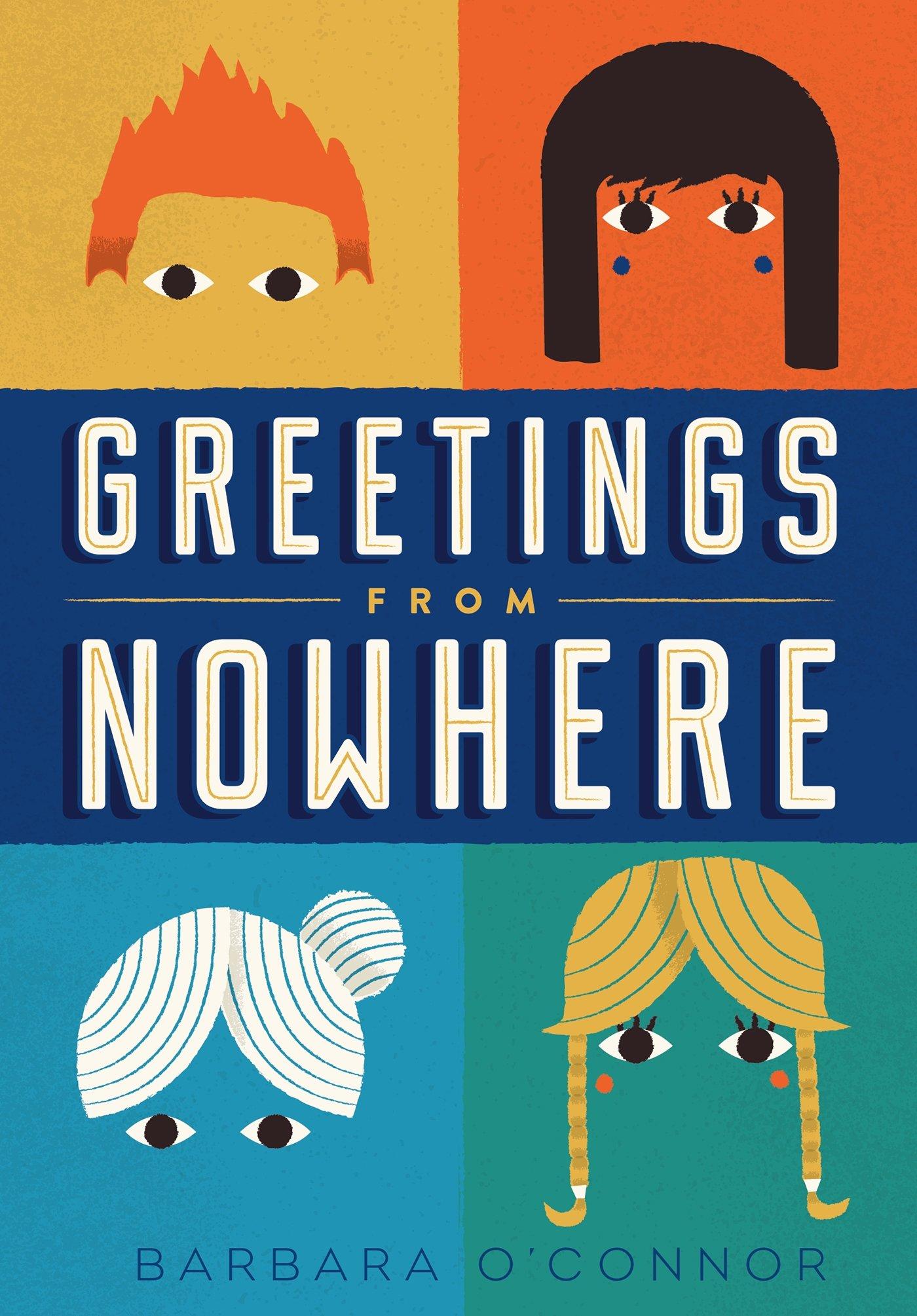 Greetings Nowhere Barbara OConnor product image