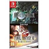Final Fantasy VII e Final Fantasy VIII Remastered - Pacote duplo (Nintendo Switch)