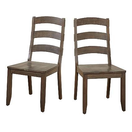 Tremendous Amazon Com The Mezzanine Shoppe 38618Gry Pr Herabrown Ncnpc Chair Design For Home Ncnpcorg