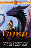 Harbinger (Dragonrider Legacy Book 2) (English Edition)