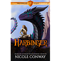 Harbinger (Dragonrider Legacy Book 2)