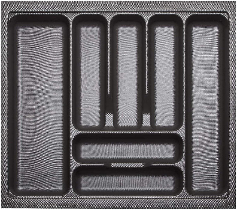 Orga-Box/® Cubertero 217 x 474 mm de Blum Tandembox SO-Tech Modernbox