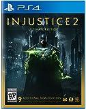 Warner Bros Injustice 2 Ultimate Edition PlayStation 4