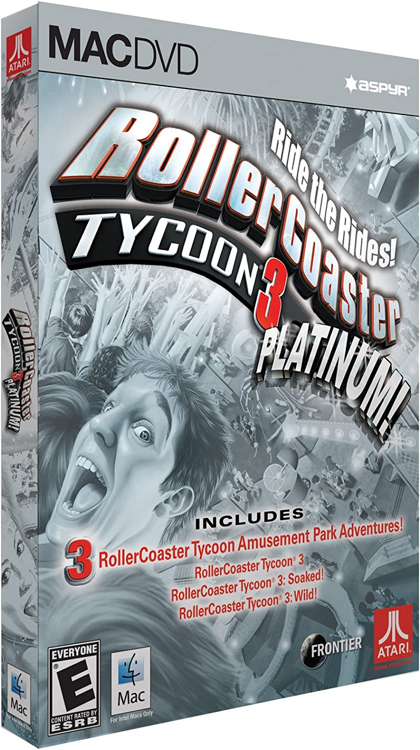 Rollercoaster tycoon® 3: complete editionlete edition