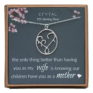 Amazon.com: EFYTAL Regalos para el día de la madre para ...