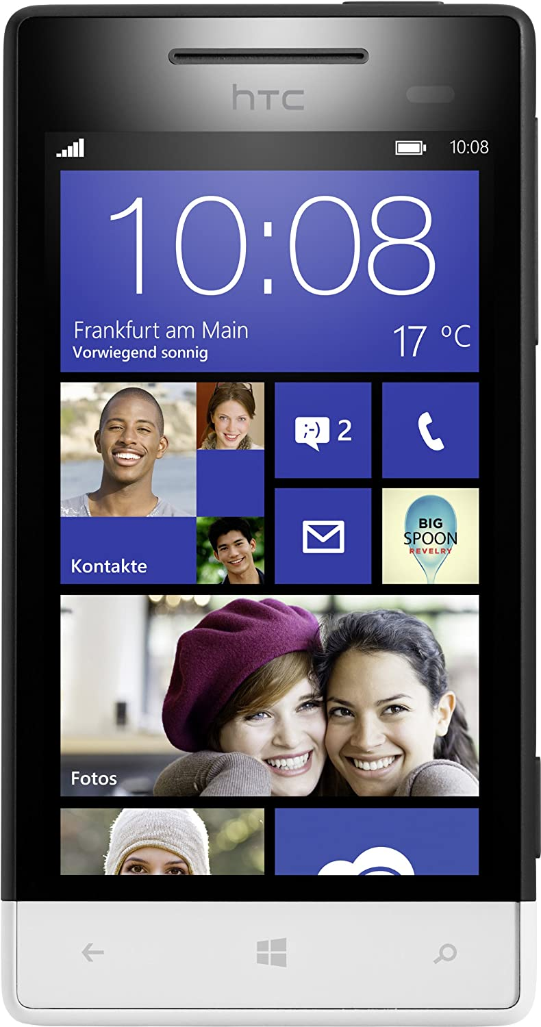 Smartphone HTC WINDOWS PHONE 8S NOIR 4GO