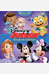 Disney Junior Storybook Collection: 4 Stories in 1! (Disney Storybook (eBook)) Kindle Edition