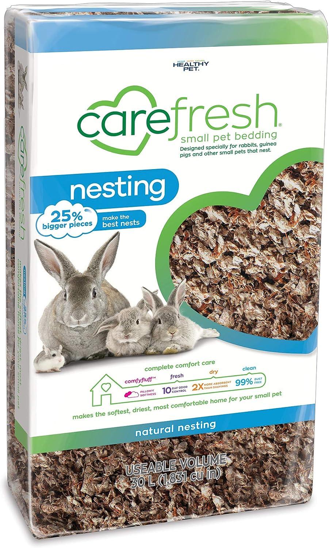 Carefresh Custom Rabbit/Guinea Pig Pet Bedding
