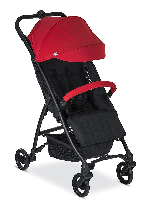 Britax B-Mobile Lightweight Stroller, Ruby