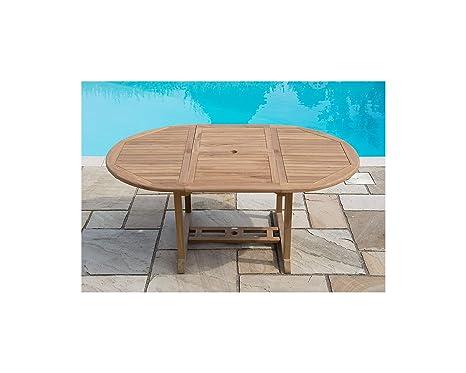 Teak Garden Table >> Inspirng Furniture Ltd Solid Teak Garden Table Circular