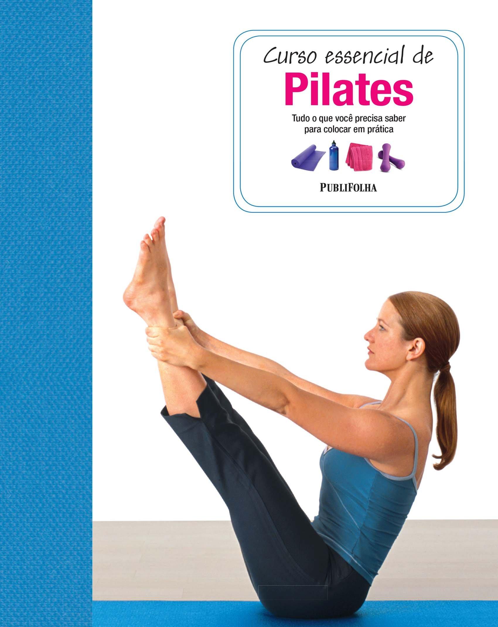 Curso Essencial de Pilates (Em Portuguese do Brasil): Amazon ...