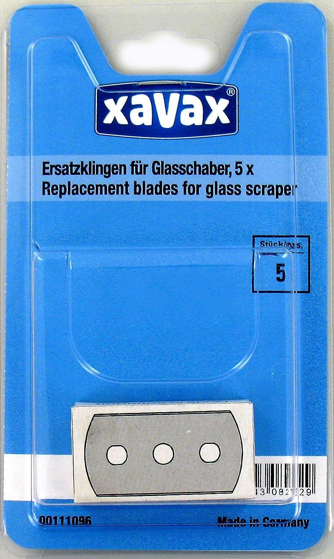Xavax Hama - Cuchillas de Recambio para rasqueta de Limpieza ...