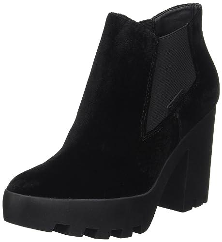 Calvin Klein Sandy Velvet, Botines para Mujer: Amazon.es: Zapatos y complementos