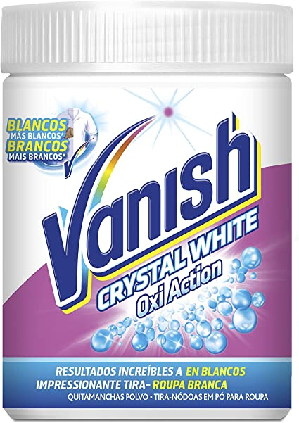 Vanish Oxi Action Detergente en Polvo - 500 g: Amazon.es: Amazon ...