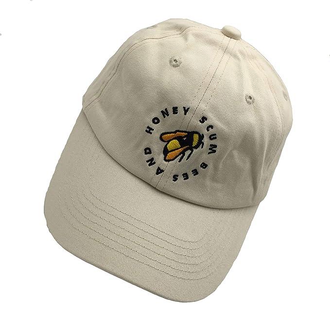 e71baff8 chen guoqiang Golf Wang Baseball Cap Bee Dad hat Embroidery Baseball Cap  Cotton Dad Hat Unisex