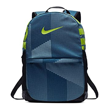 Image Unavailable. Image not available for. Colour  Nike Unisex Blue Y  Brasilia Backpack 093005c524