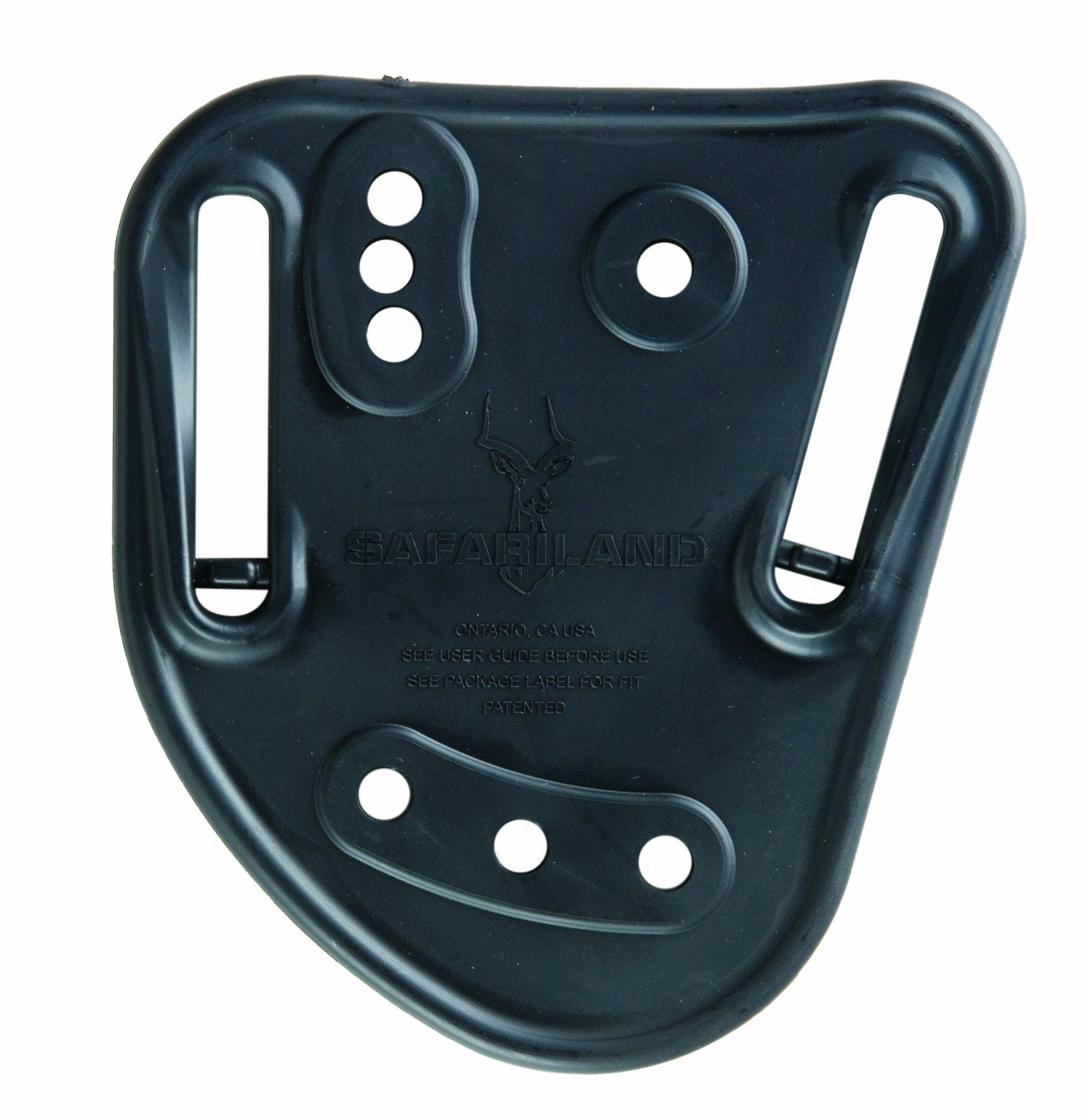 Safariland 567BL Custom Fit Holster for Pistols Belt Loop