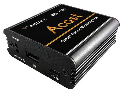 Amazon com: Acast WiFi Mirroring Box/Mirabox for Car