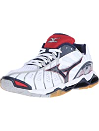 Mizuno Men s Wave Tornado X Volleyball Shoe d7743cd689