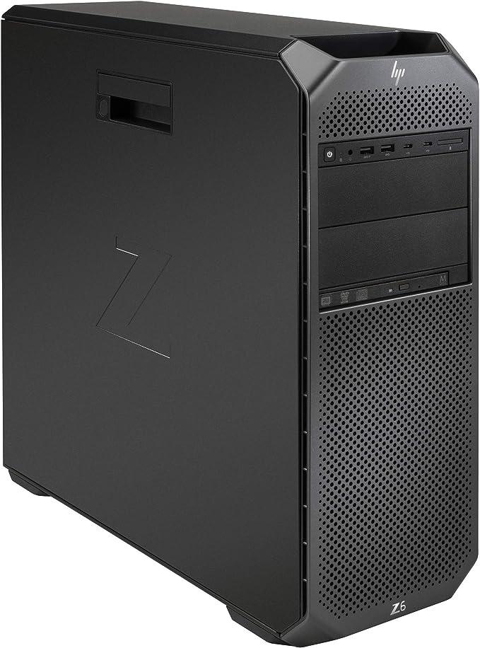 HP Z6 G4 Workstation (8 Gb 500 Gb 2.6 GHZ DDR4 xeon silver ...