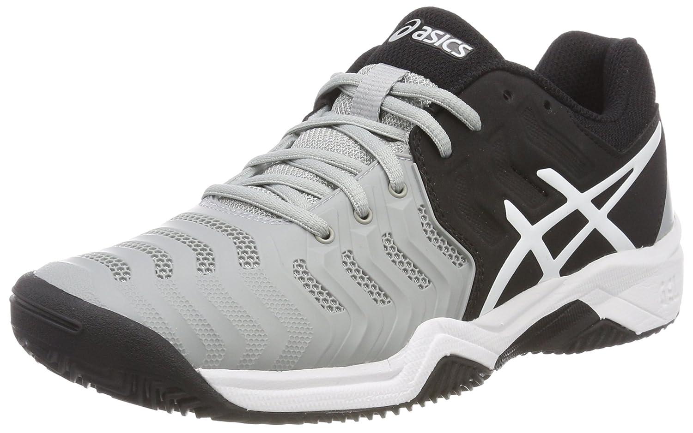 ASICS Gel-Resolution 7 Clay GS, Chaussures de Tennis garçon C800Y
