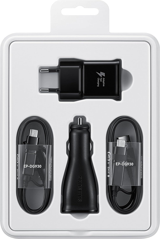 Samsung Charger Pack Schwarz Elektronik