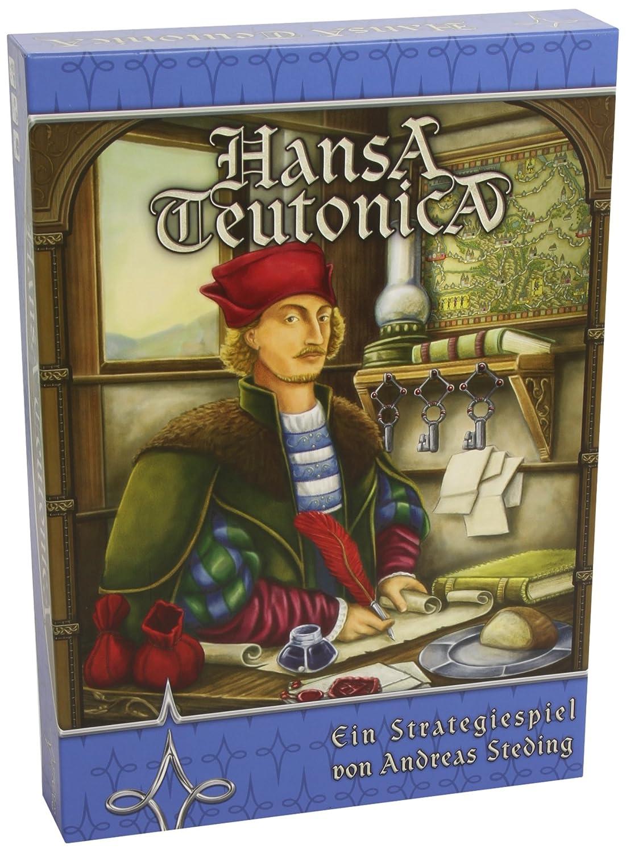 Argentum 009 - Hansa Teutonica