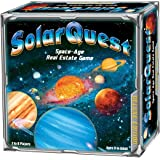 SolarQuest The Space-Age Real Estate Game: Deluxe Edition