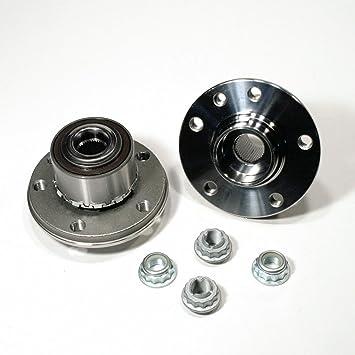 2 X Radnabe Radlager Radlagersatz Abs Sensorring Hinten Auto