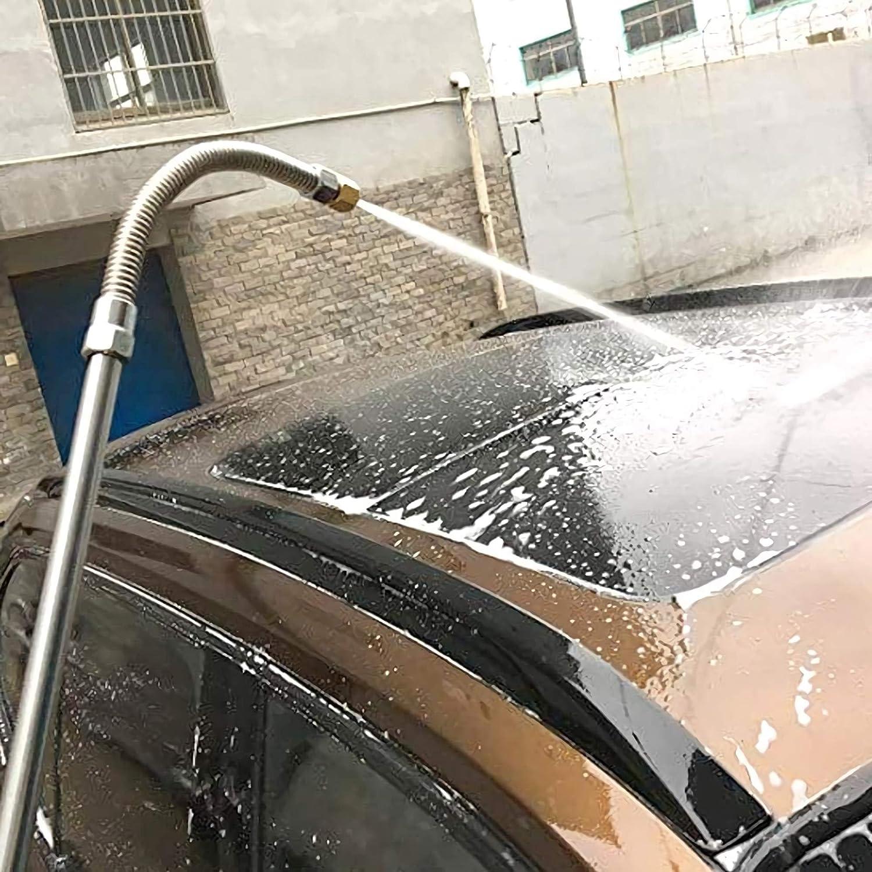 port/átil de pressure a prueba de Fugas Bomba de agua de lavado de pistolas pistola a presion agua,lavadora de alta presi/ón,Presi/ón del coche pulverizador Lavadora