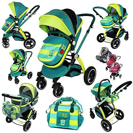 i-Safe sistema - Lil amigo Trio sistema de viaje Cochecito de bebé y ...