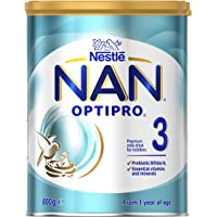 NESTLÉ NAN OPTIPRO 3, Toddler 1+ Years Milk Formula – 800g