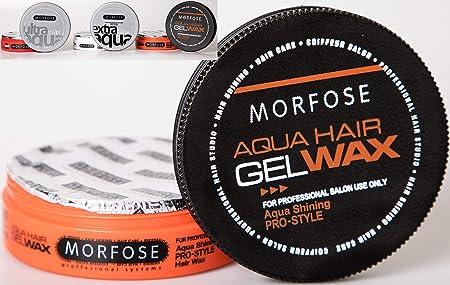 Morfose AQUA GELWAX Extra Shining Multivitamin Complex 175ml