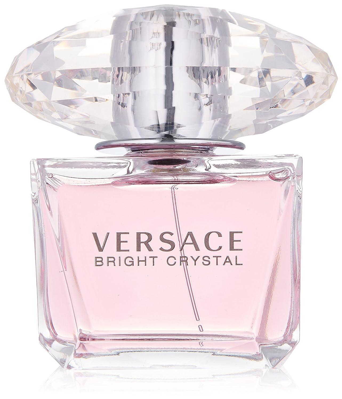 Versace Bright Crystal Eau de Toilette Spray, 3 Fluid Ounce 18068