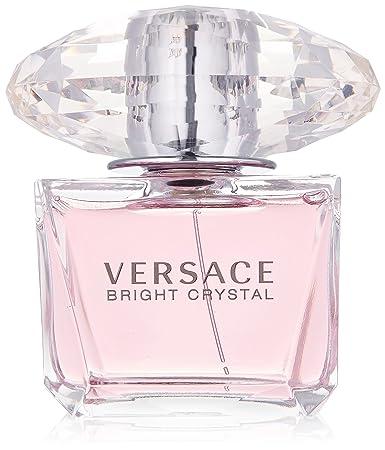 a49d2acc Versace Bright Crystal Eau de Toilette Spray, 3 Fluid Ounce