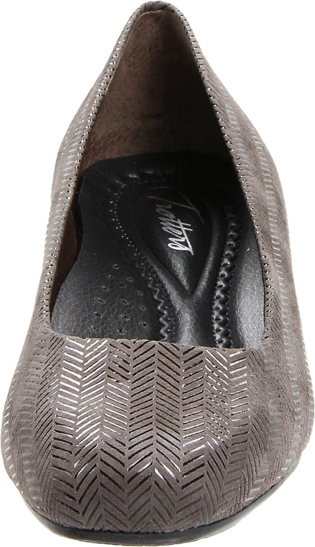 Trotters Women's Lauren Dress Wedge Gray B004NNLS1K 9.5 B(M) US|Dark Gray Wedge c79e32