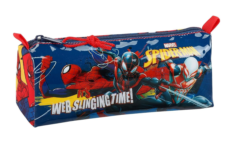 Astuccio Spiderman Slinging Time Ufficiale, Scolastico 811843742
